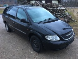Chrysler Grand Voyager 2.5D 2002