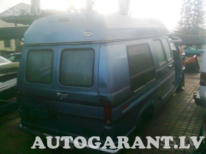 Ford Econoline 7.3D 1993