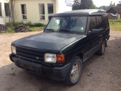 Land Rover Discovery 2.5D 1996