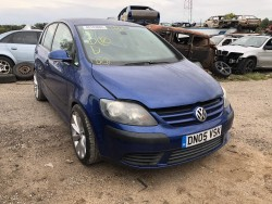 Volkswagen Golf 5 Plus 1.9D 2005